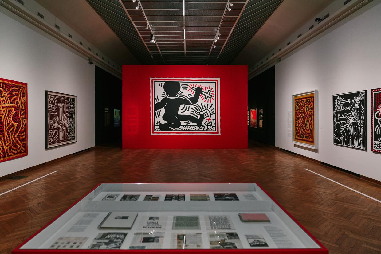 Keith Haring-expo in Bozar.