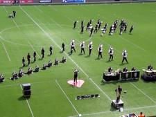 Kamper Trompetter Korps 'plukt de dag' op WMC