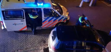Politieachtervolging in Noord