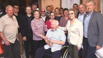 Alfons en Jacqueline zestig jaar getrouwd