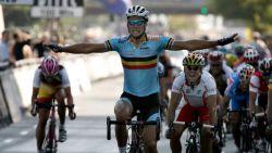 """Dag op dag 15 jaar geleden knalde Boonen in Madrid naar de wereldtitel: """"Onze Tom is een geschenk van God"""""""