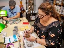 Wendy's Miniatures in Budel: clubhuis en winkel in één