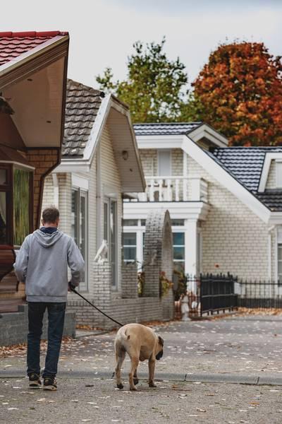Gesprek met woonwagenbewoners  in Breda over nieuwe locatie