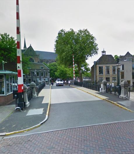 Drie maanden geen auto's over Dordtse Engelenburgerbrug