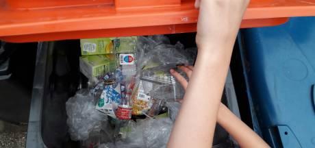 Rijssen-Holten kan helft van haar PMD-afval toch aanbieden voor recycling