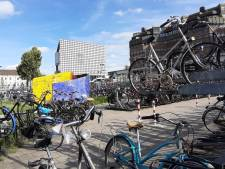 Fietsenstalling Smakkelaarsveld is vanaf vandaag fietsenkerkhof