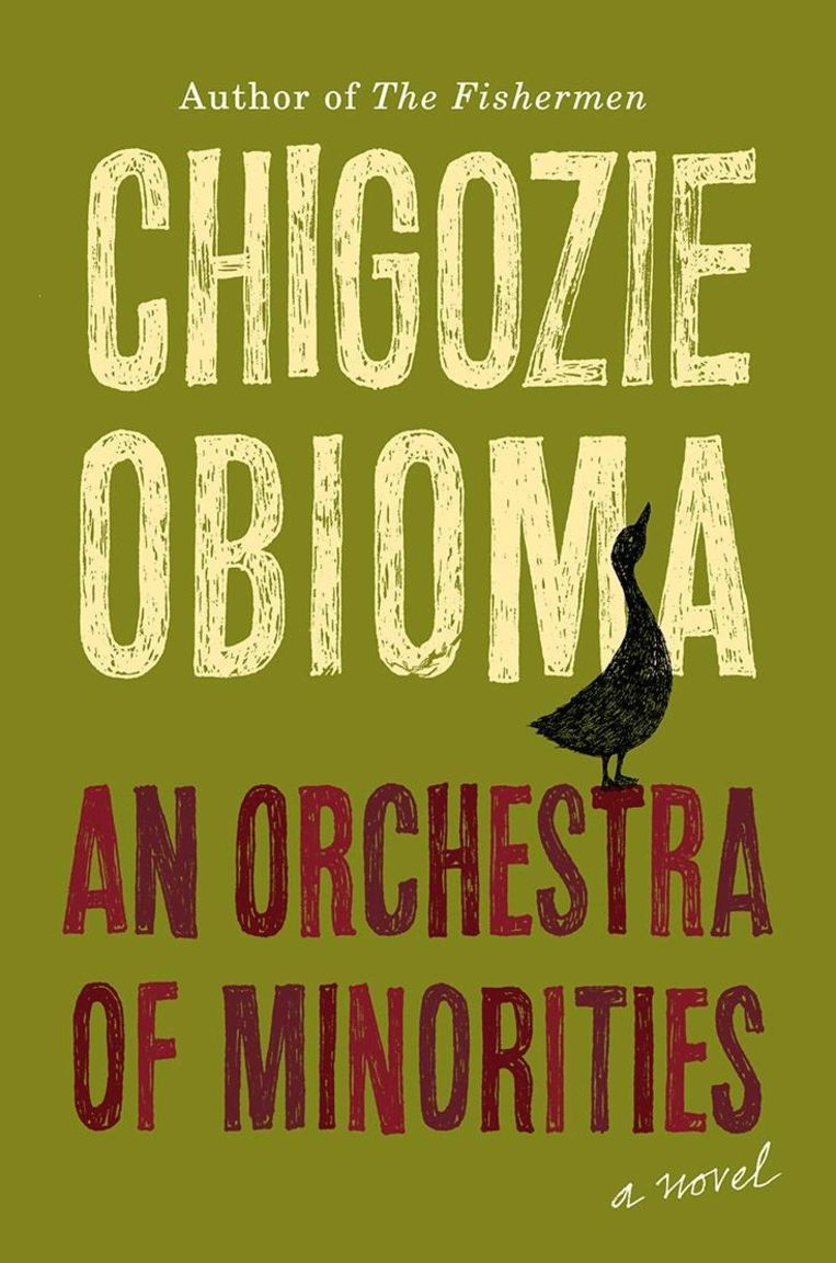 Chigozie Obioma: An Orchestra of Minorities. Little Brown, € 22,95. Beeld