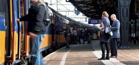 Eind april en begin mei werkzaamheden aan spoor bij Roosendaal