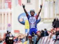 Stefan Küng s'impose en solitaire sur la 2e étape du Tour de Romandie