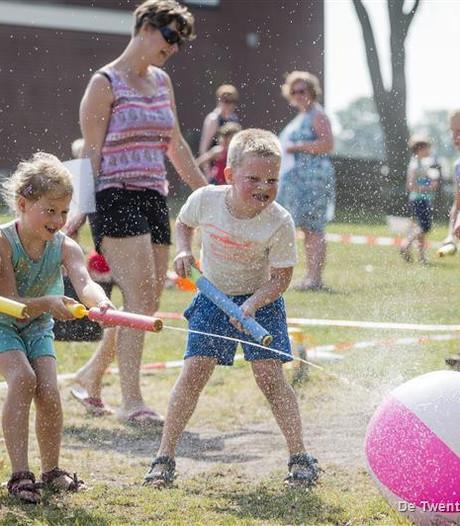 Water als centraal thema voor jubileum Rijssense basisschool