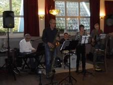 Jazzcafé in Gasthuiskerk met twee bands