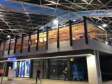 Station Tilburg: Na elf jaar brandt er opeens weer licht in de 'vissenkom'