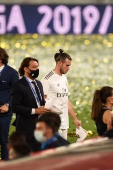 Zaakwaarnemer Bale: 'Gareth gaat helemaal nergens heen'