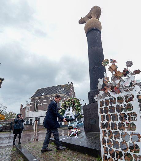 Sobere viering van 76 jaar bevrijding van Roosendaal: 'Zeker in deze tijd zie je de drang naar vrijheid'