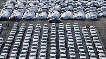 Forse daling Europese autoverkopen door veranderde regels