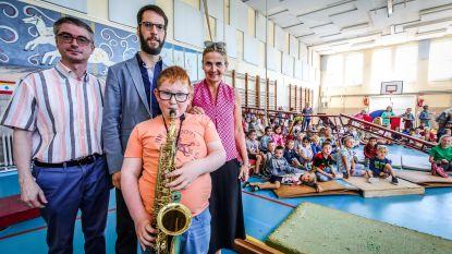 Leer straks ook trompet of trombone spelen in De Panne