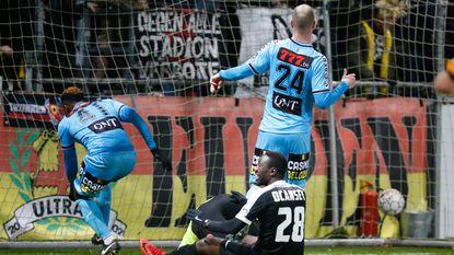 Herbeleef hoe Eupen de Waalse derby tegen Charleroi naar zich toe trok