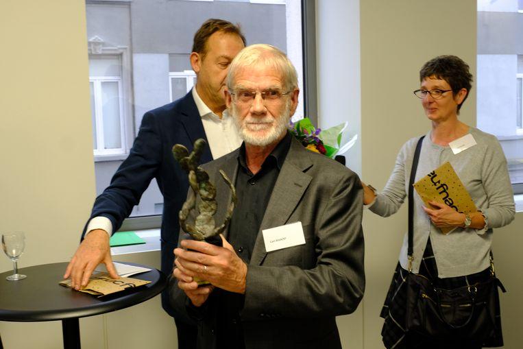 Carl Asaert is verkozen tot Sjoe van Antwerpen