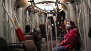 Tram ontspoord in Brussel: geen gewonden