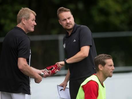 Nieuw Concordia-trainer Angenent: 'Leeftijd zegt me niet zoveel'