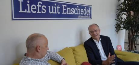 Strijd van Enschede trekt burgemeester Van Veldhuizen