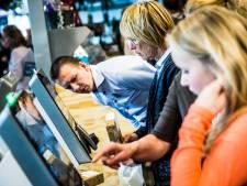 Supermarkt heeft begrip voor een foutje met de zelfscanner