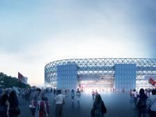 Nieuw ontwerp Feyenoordstadion valt in de smaak: 'Dit is echt goed gedaan'