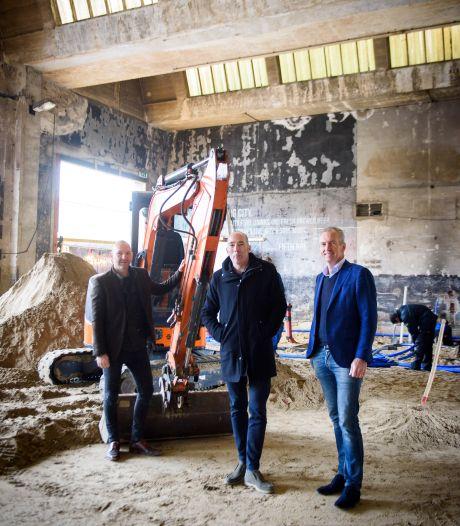 Jazzclub op NRE-terrein in Eindhoven eindelijk in zicht