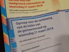 Gorcumer komt een jaar te laat op het stembureau