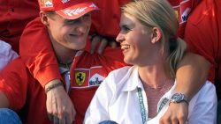 """Vrouw Schumacher reageert op uithaal: """"Het is Michaels wens om zijn gezondheidstoestand geheim te houden"""""""