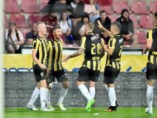 Vitesse speelt ook in Praag gelijk