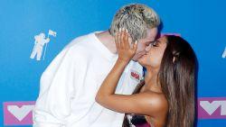"""Pete Davidson: """"Aanzoek Ariana was allesbehalve glamoureus"""""""