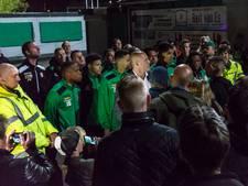 Marco Boogers maant FC Dordrecht-aanhang tot kalmte