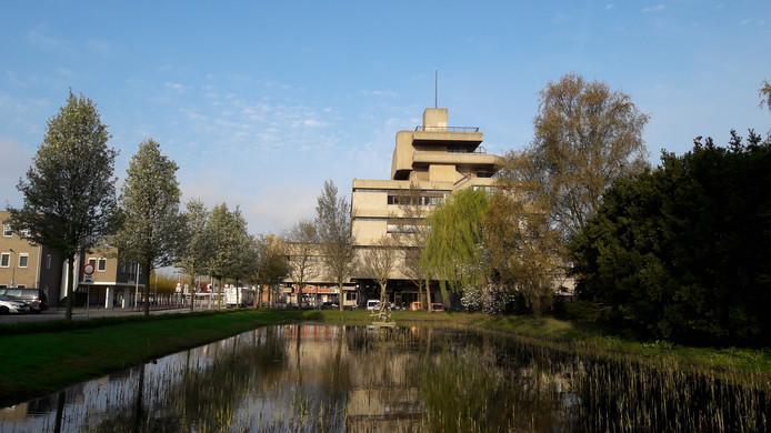 Stadhuis van Terneuzen.