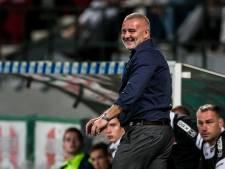 Helmond Sport-trainer Robby Alflen: 'Tegen Dolberg voetballen is goed voor mijn spelers'