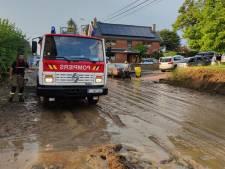 Les pompiers fortement sollicités après les orages qui sont tombés en Hesbaye