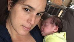 """Levensverhaal. Stefanie stierf zes weken nadat ze mama werd: """"Ik ga slapen schat. Lovejoe"""""""