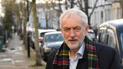 """""""Jeremy Corbyn blijft nog tot eind maart partijleider Labour"""""""