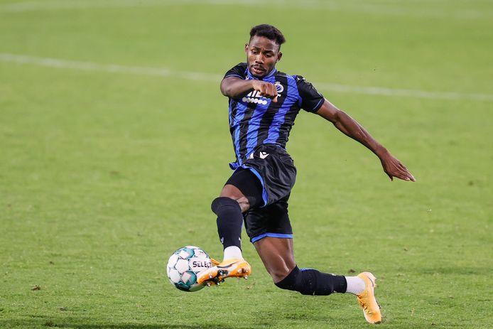 Emmanuel Dennis miste de Champions League-partij eerder op de week tegen Dortmund na wangedrag.