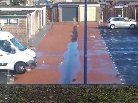 Wateroverlast in Zierikzeese wijk Poortambacht 'hoort zo'