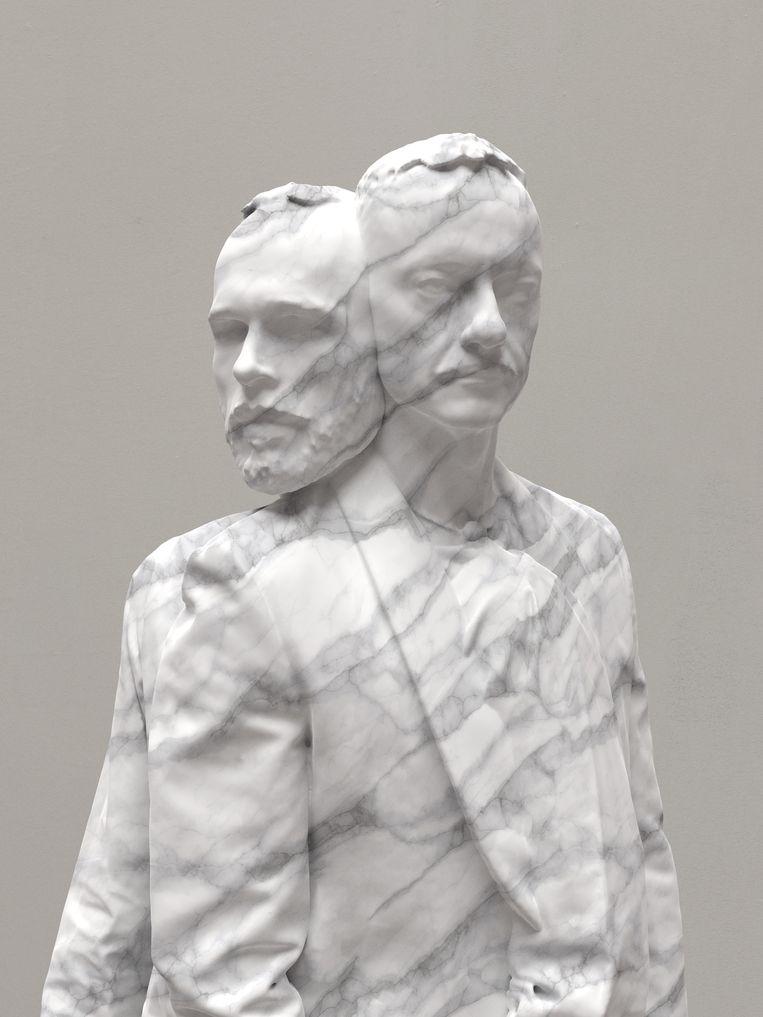 Viktor en Rolf. Beeld Koen Hauser