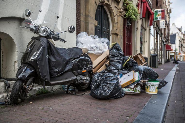 Oude Hoogstraat Beeld Eva Plevier