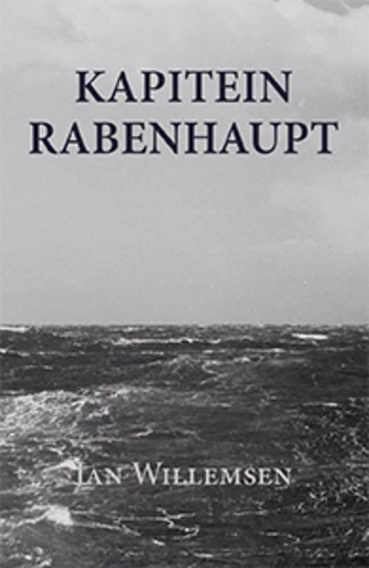 Cover Kapitein Rabenhaupt