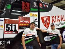 Dakar Rally alweer voorbij voor Huzink