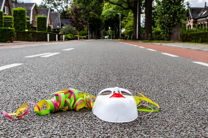 De carnavalsoptocht begint volgend jaar niet aan de Molenallee in Wilp.