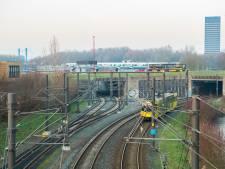 Geen trams tussen Westraven en Utrecht CS