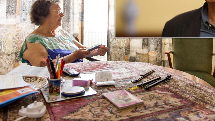 'Tante' Jo Haasdijk ziet haar voormalige buurjongetje terug op televisie