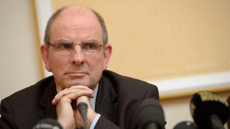 Minister van Justitie Koen Geens.