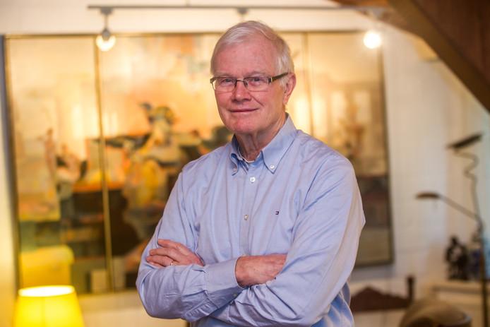 Leo Bisschops, voorzitter KBO-Brabant . Fotomeulenhof