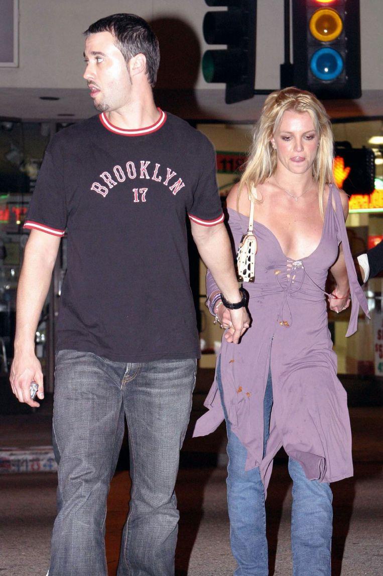 Britney Spears en Jason Alexander vroegen de echtscheiding aan na een huwelijk van 55 uur.